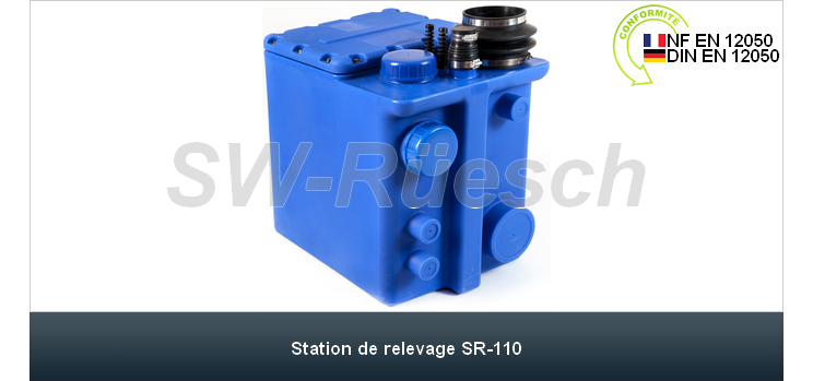 Station de relevage SR-110