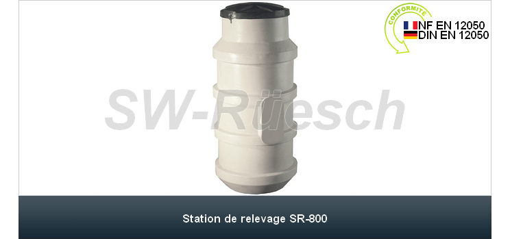 Station de relevage SR-800