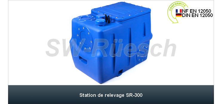 Station de relevage SR-300