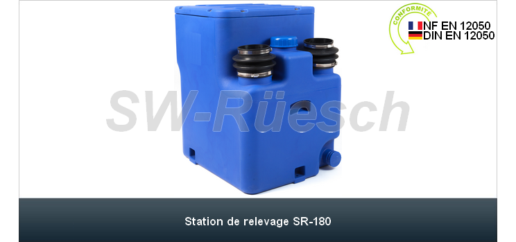 Station de relevage SR-180